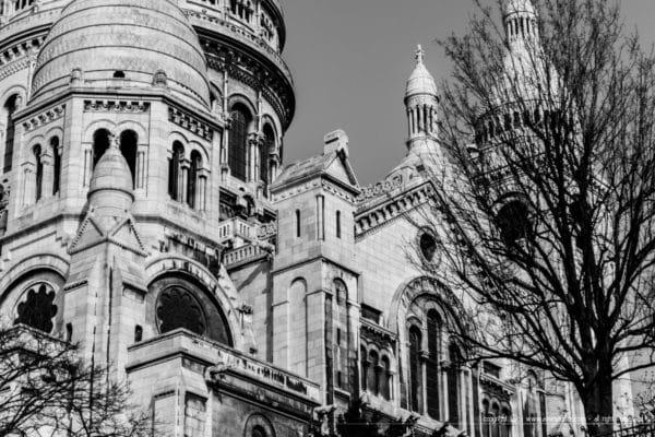 Un week-end à Paris - Montmartre - Sacré coeur