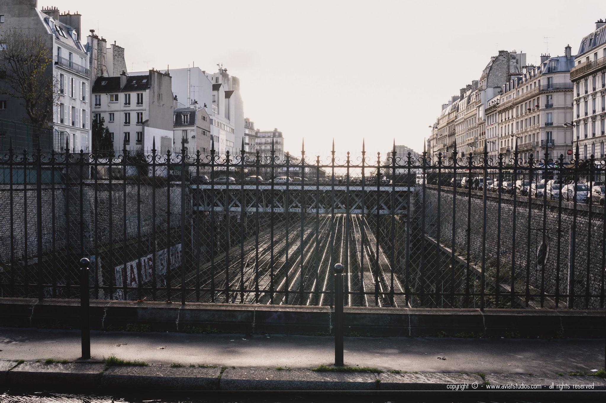Un week-end à Paris - balade dans la ville