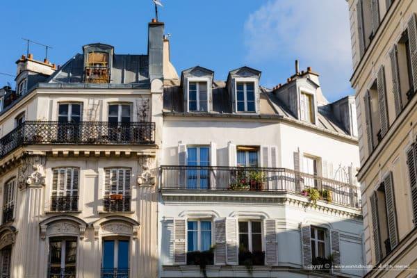 Un week-end à Paris - Montmartre