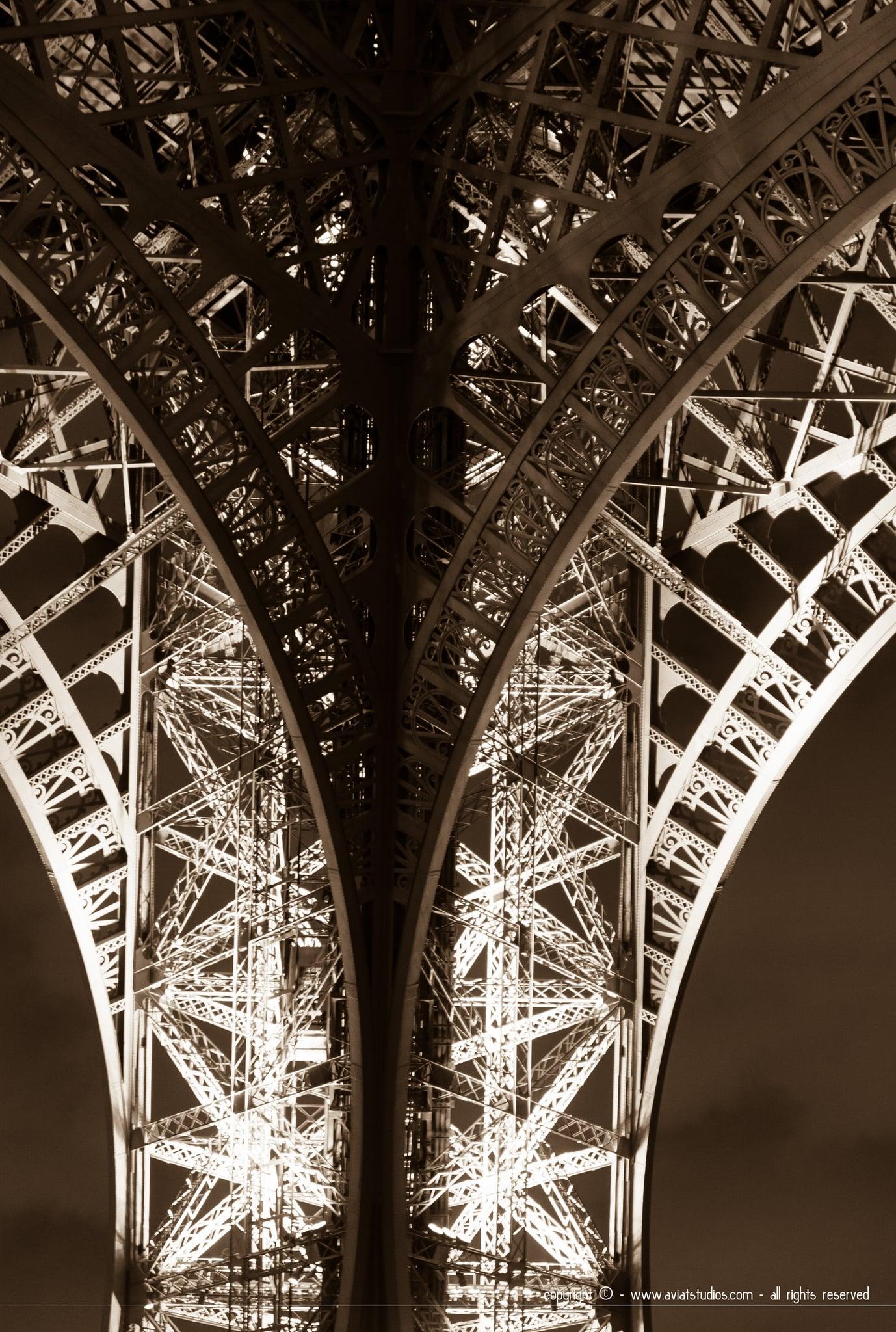 Un week-end à Paris - Tour Eiffel