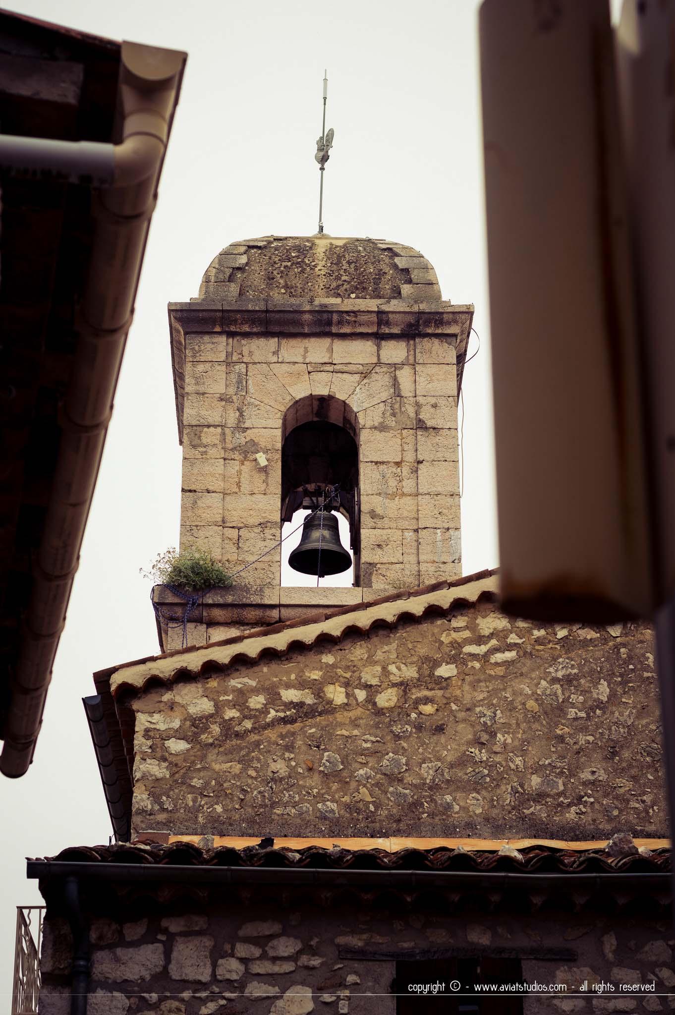 Gourdon - clocher