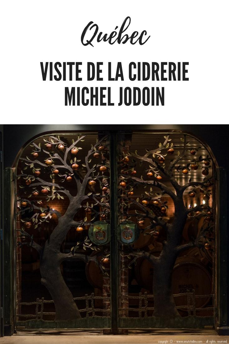 Photographies et découverte de la Cidrerie Michel Jodoin dans le Québec. Vogot vous fait découvrir ce lieu à travers les cinq sens.