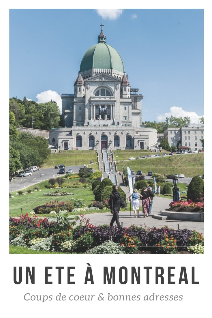 Voyage à Montréal en été : Photographies, les meilleures adresses et les bons plans de Montréal. Vogot vous fait découvrir la ville à travers les cinq sens.