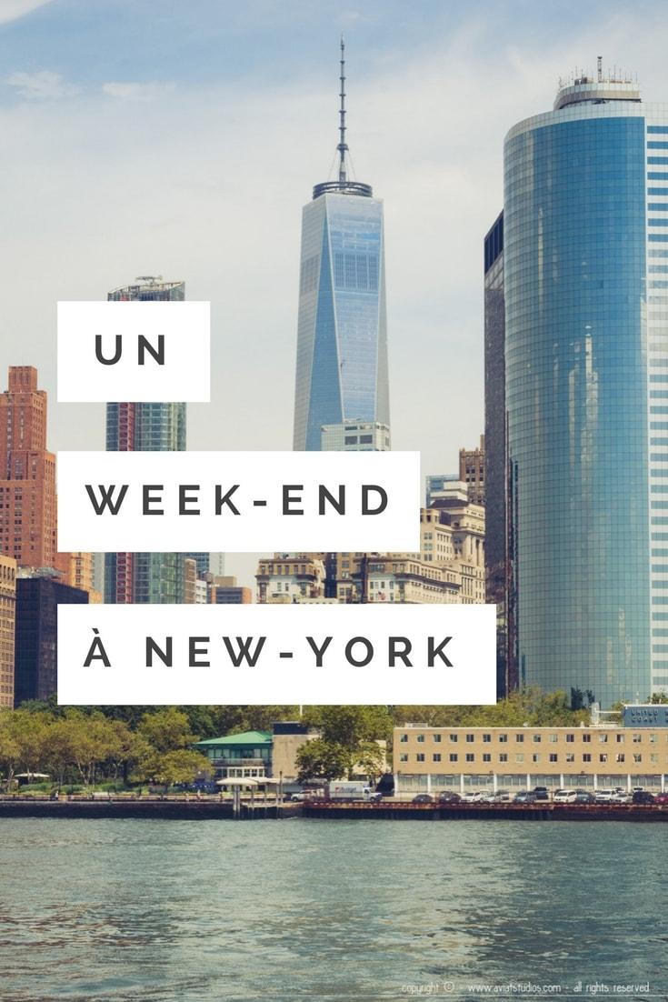 Un week-end à New-York : Photographies, les meilleures adresses et les bons plans de New-York. Vogot vous fait découvrir la ville à travers les cinq sens.