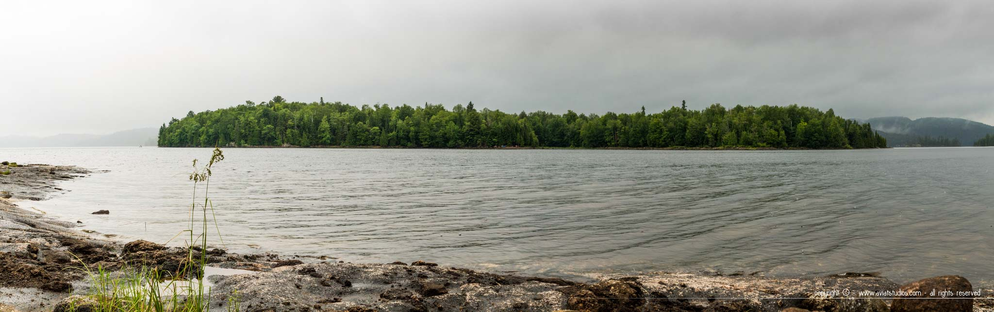 Lac du Poisson Blanc - Québec