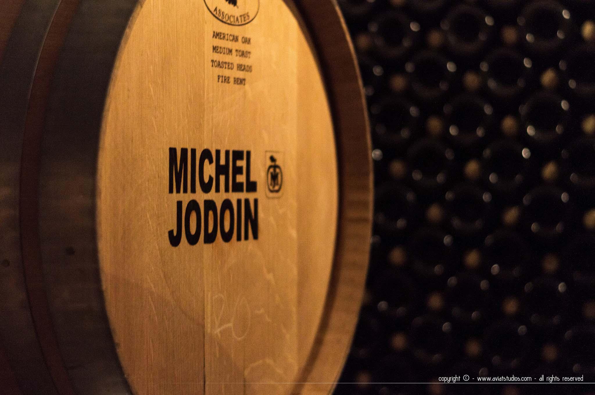 Cidrerie Michel Jodoin - Tonneau de cidre