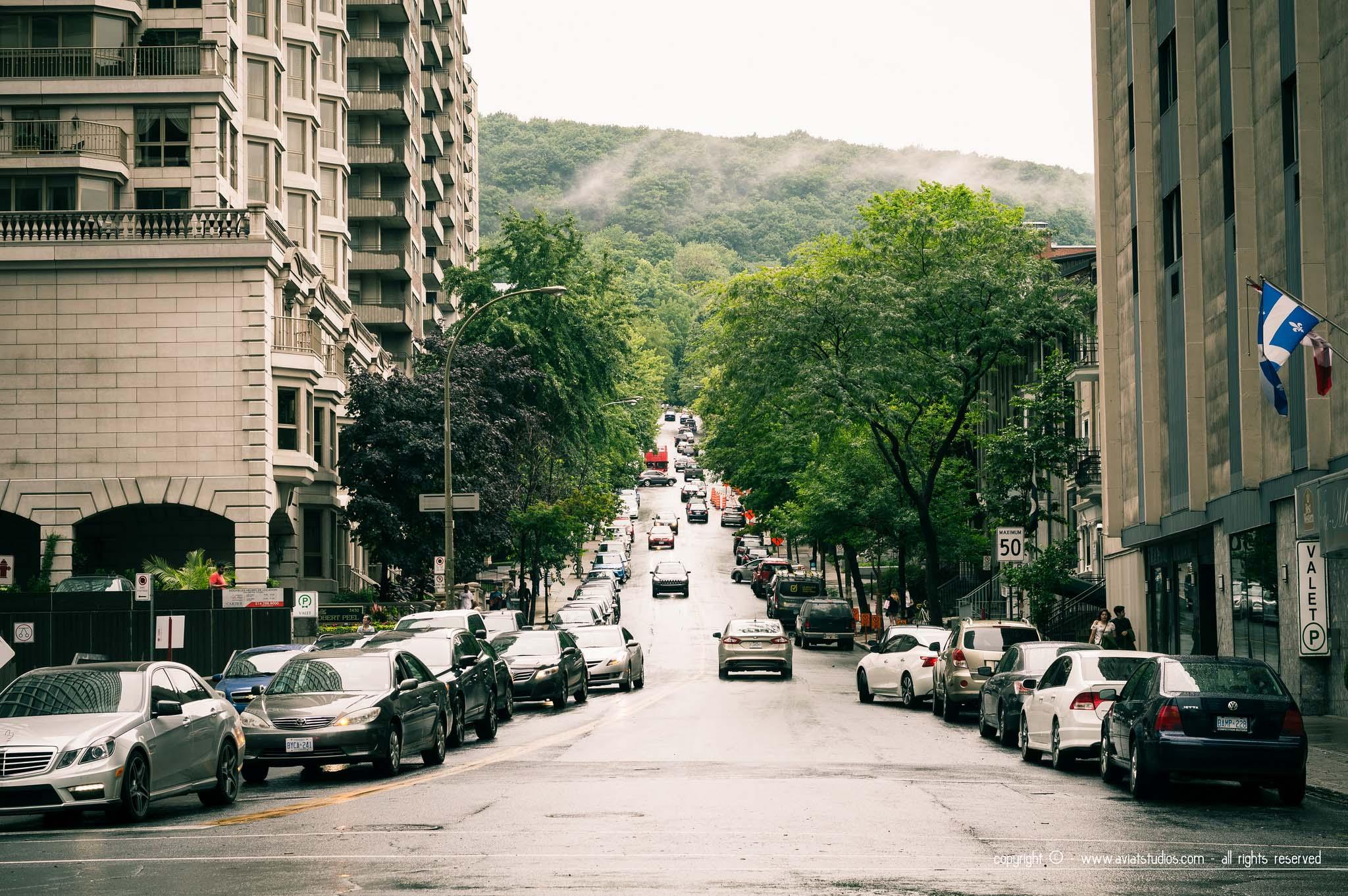Le Quartier McGill