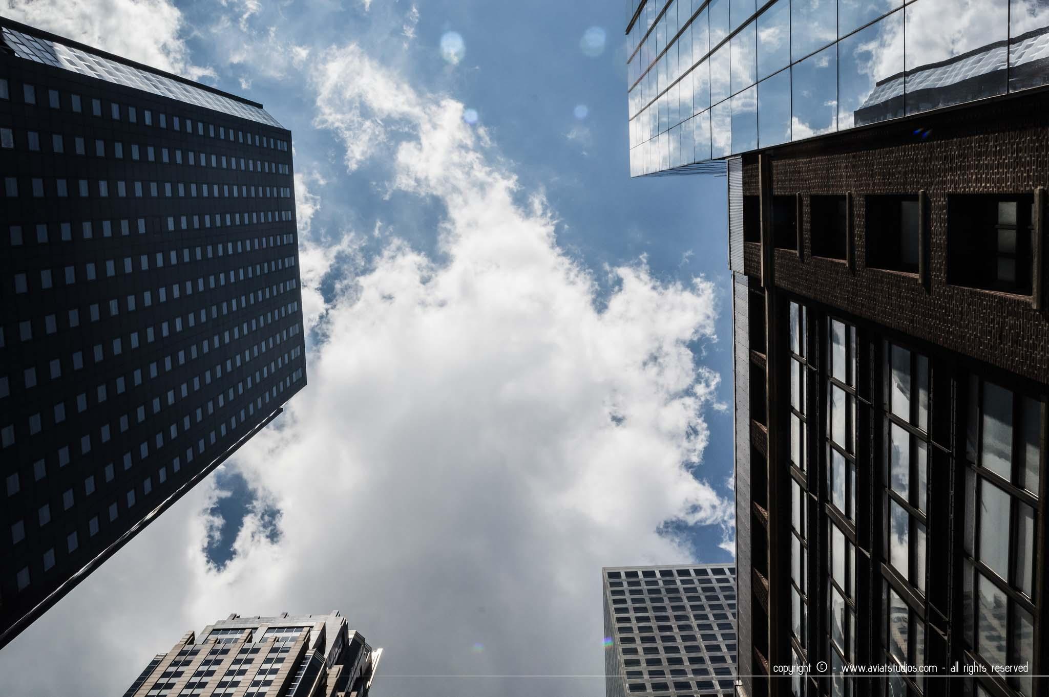 Un week-end à New-York - Buildings