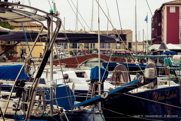 Grimaud & Port-Grimaud - La Cité Lacustre
