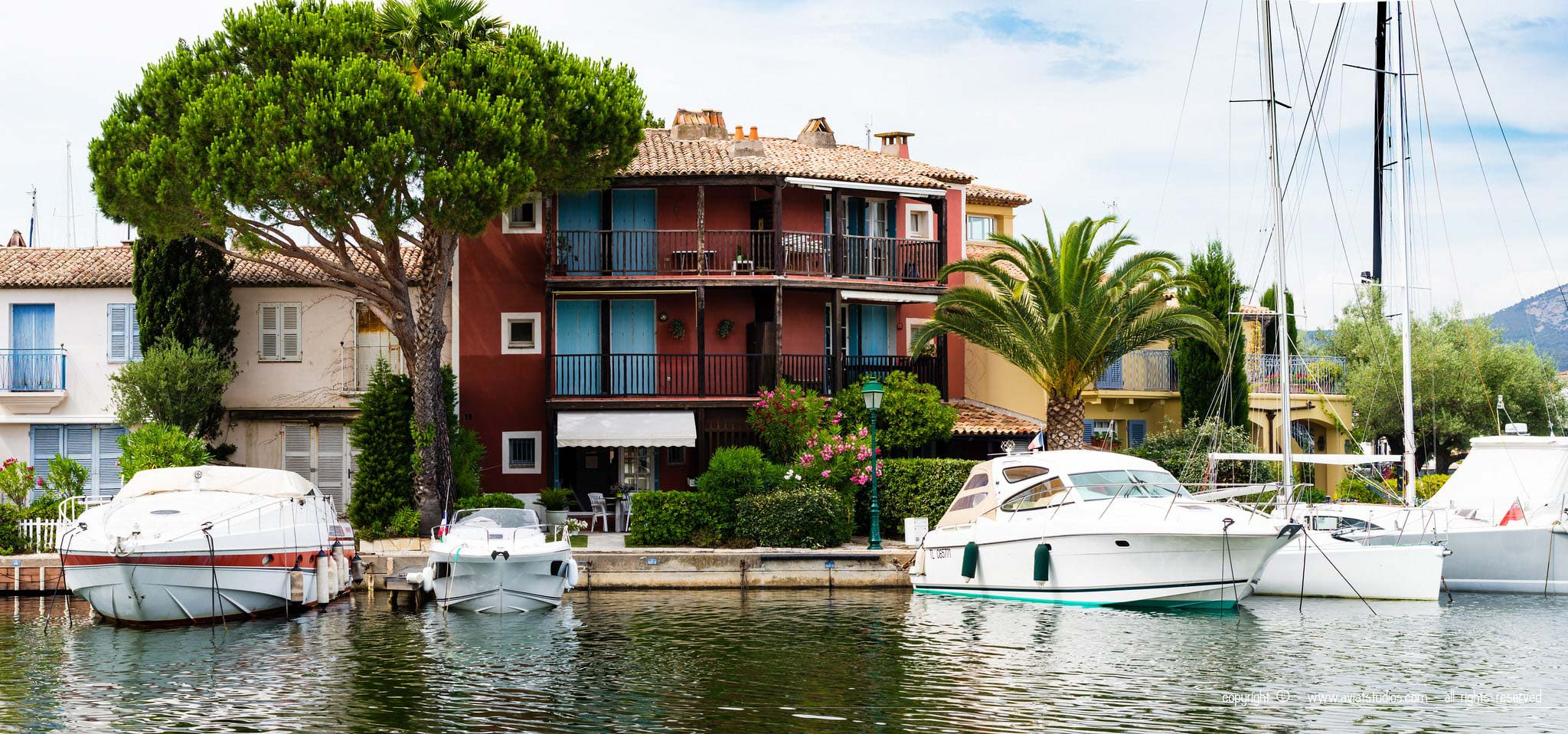 Grimaud & Port-Grimaud - Les Résidences du Port