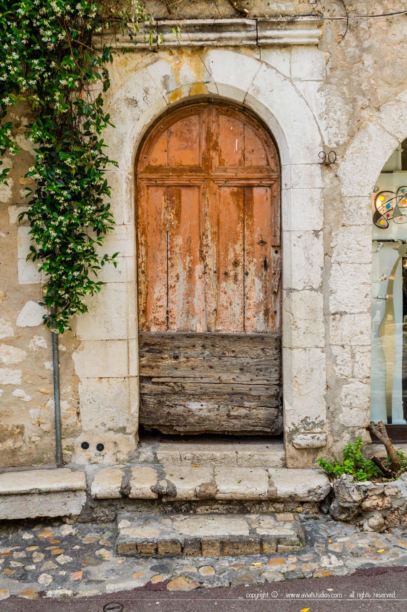 Saint-Paul-de-Vence - Vieille porte