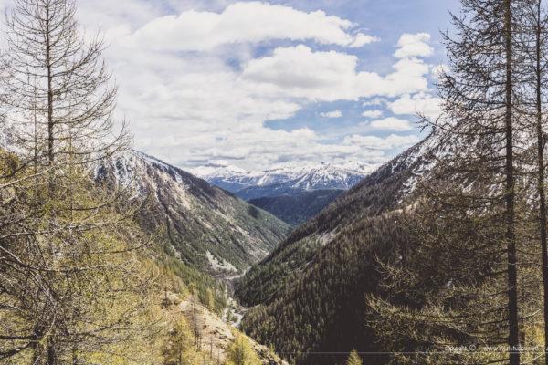 Randonnée dans le Mercantour - Vallée de la Tinée