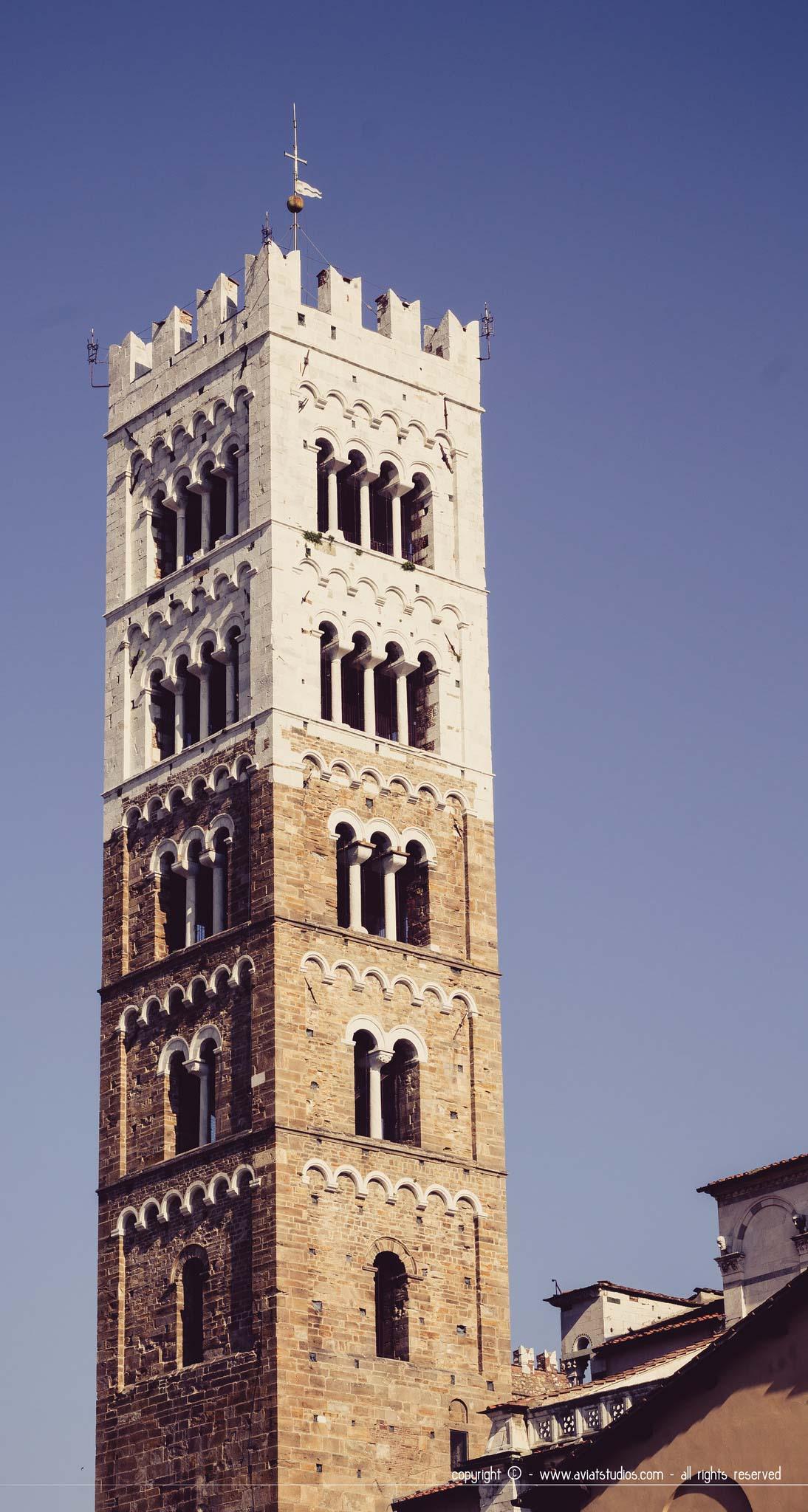 Journée à Lucca