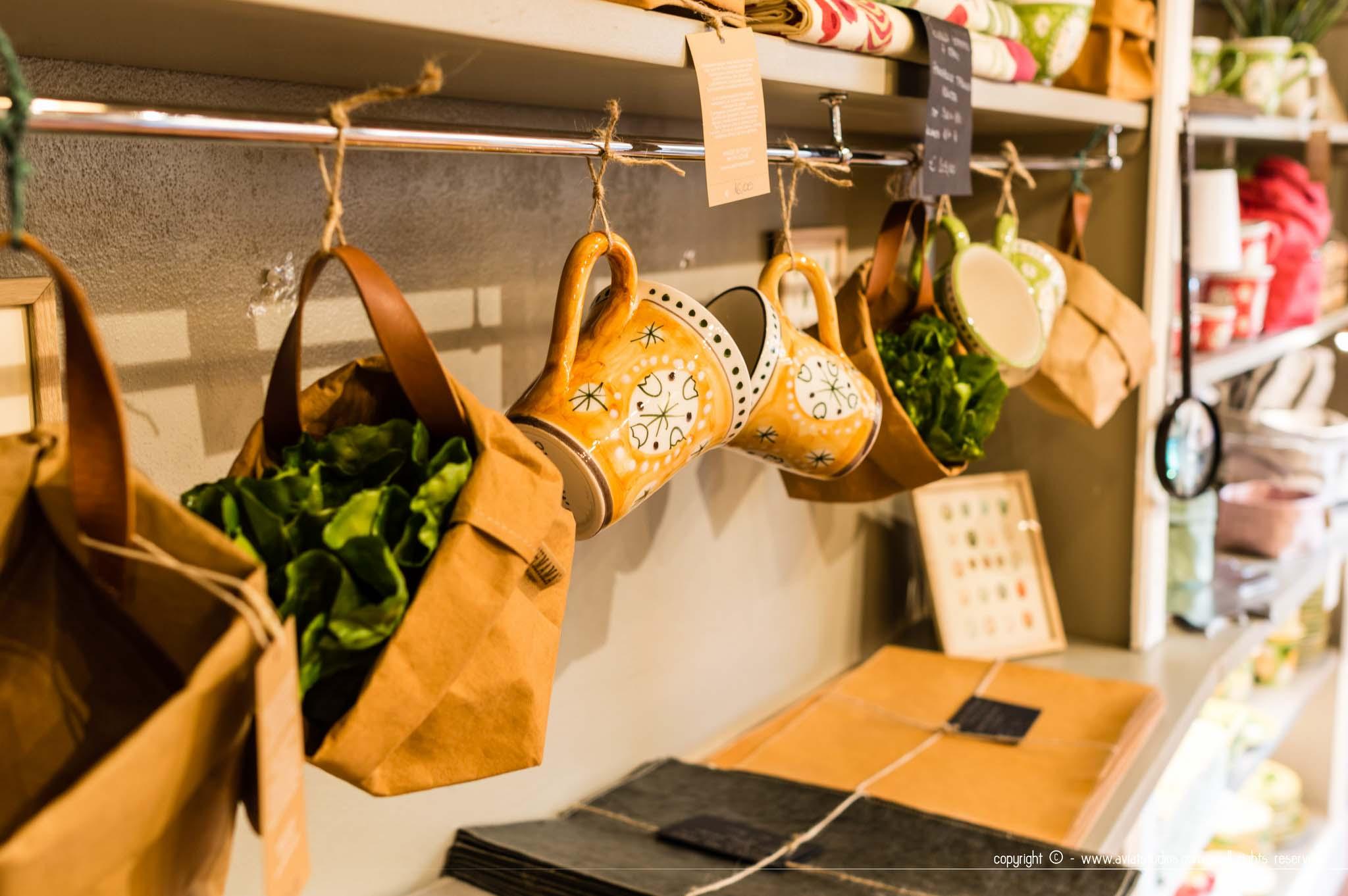 Les sacs et sets de table en UashMama de la boutique Le Sorelle