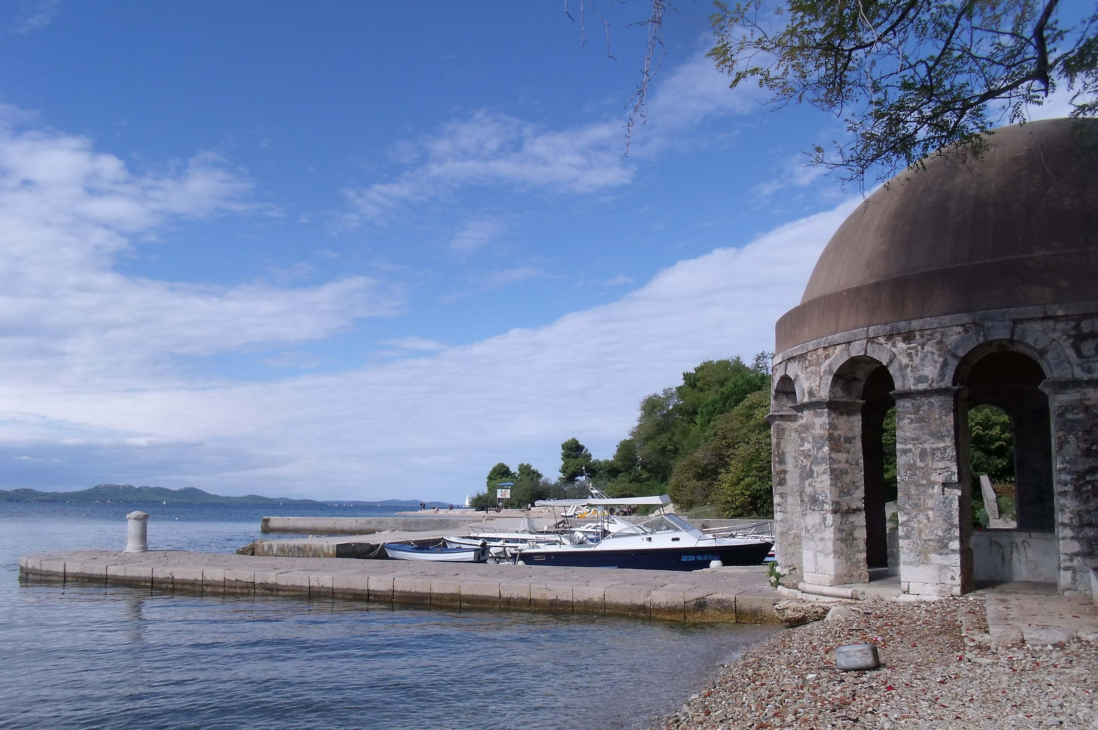 Quelques jours à Zadar - vue sur l'Adriatique