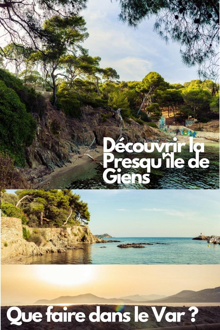Une journée à Hyères, pour découvrir sa vieille ville, la Villa Noailles, mais aussi la presqu'île de Giens avec notamment l'Almanarre et le port du Niel.