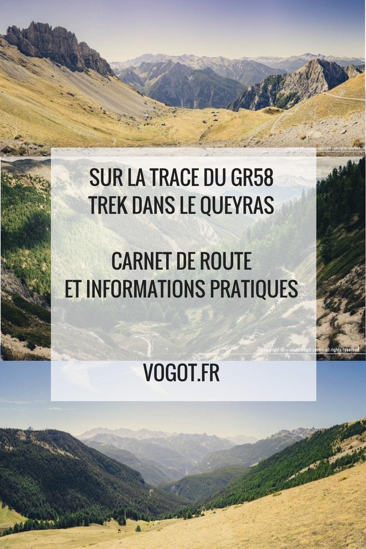 Vous souhaitez faire un trek ? Découvrez notre premier trek dans le Queyras. Impressions, astuces et coups de coeur on vous dit tout !