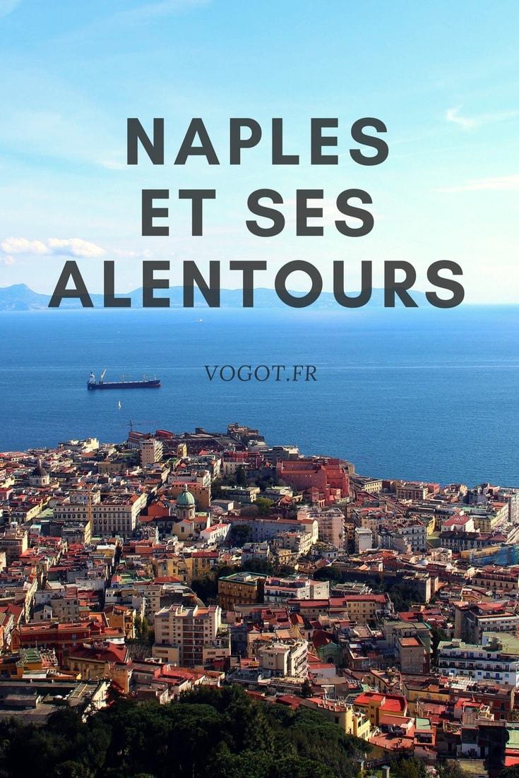 Découvrez la ville de Naples, son ambiance, ses bonnes adresses mais également ses alentours ! Le Vésuve, Pompéi... Voici un aperçu de votre prochain week-end !