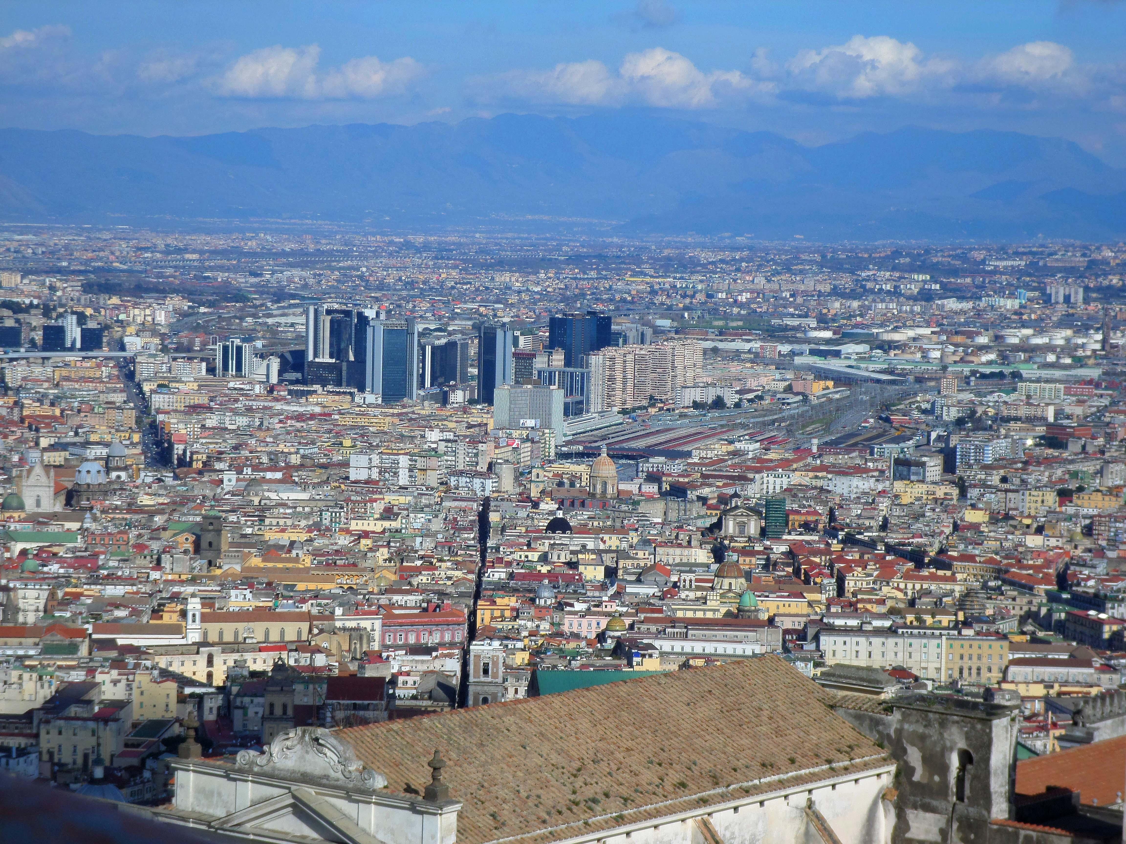 Une découverte subtile de Naples
