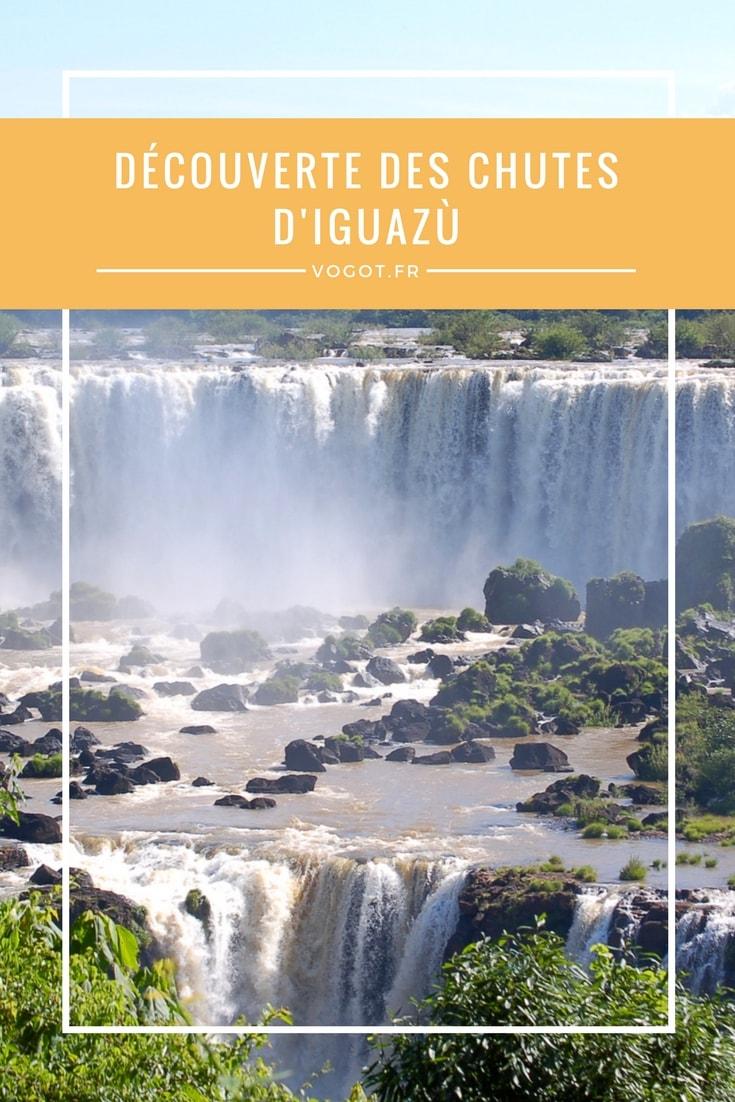 Les Chutes d'Iguazú, les plus belles cascades du monde, sont à cheval entre Argentine et Brésil et offrent un spectacle hors du commun. Voici un carnet de voyage qui devrait vous donner envie d'y aller !