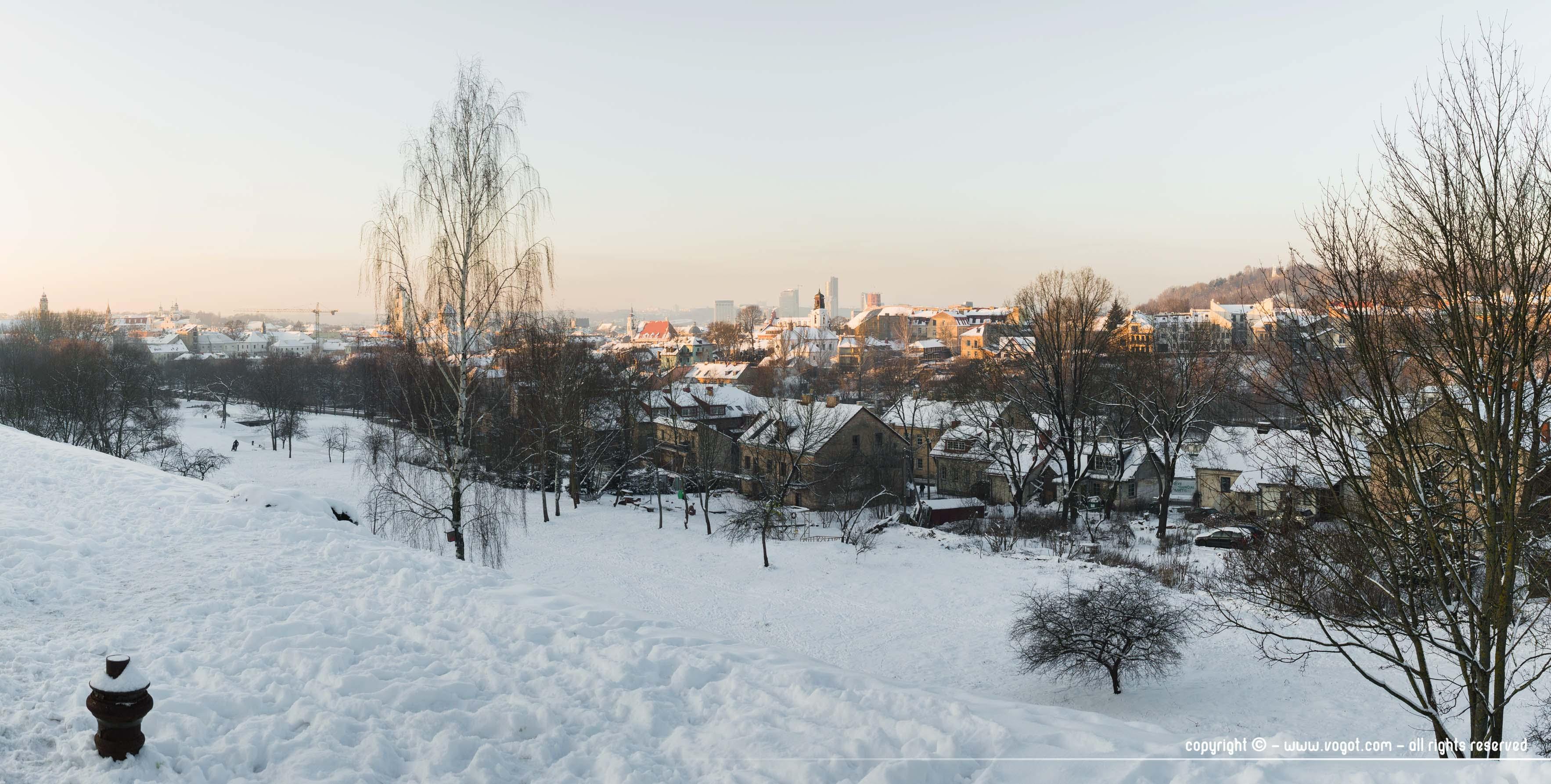 Une semaine à Vilnius en hiver – coups de coeur et adresses