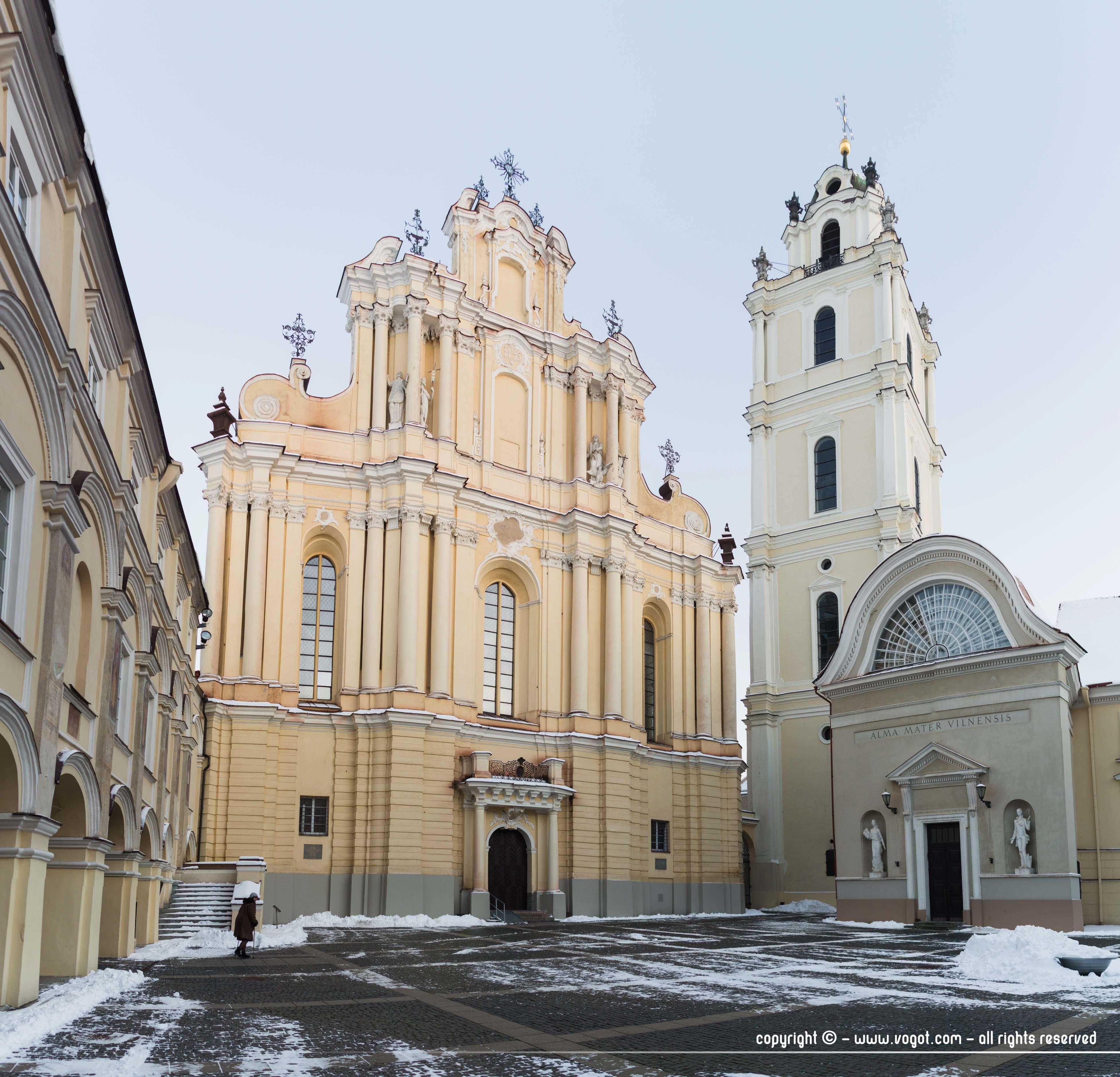 L'église Saint-Jean et son clocher