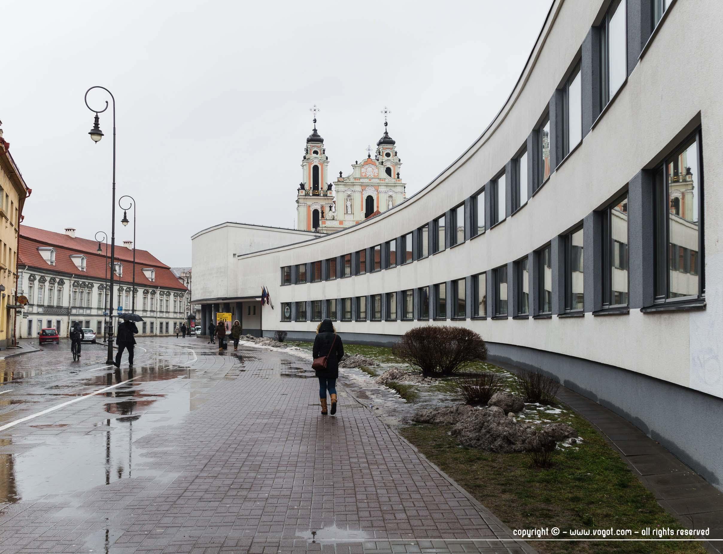 Rue Vilnius