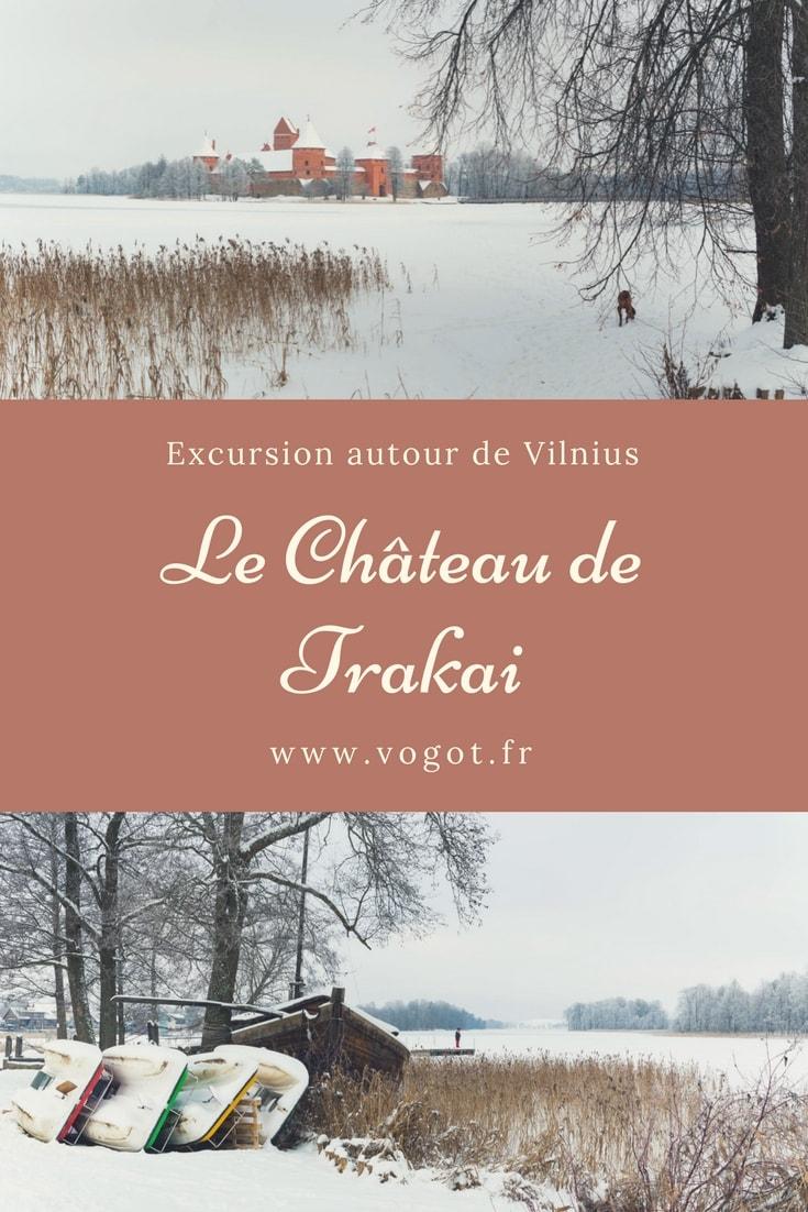 On vous raconte notre visite de Trakai en hiver. Vous prévoyez de vous rendre à Vilnius ? Ne manquez sous aucun prétexte cette excursion à moins de 30km de la capitale lituanienne.