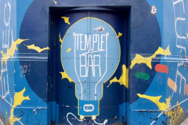 Un week-end à Dublin - Temple bar - le goût du voyage