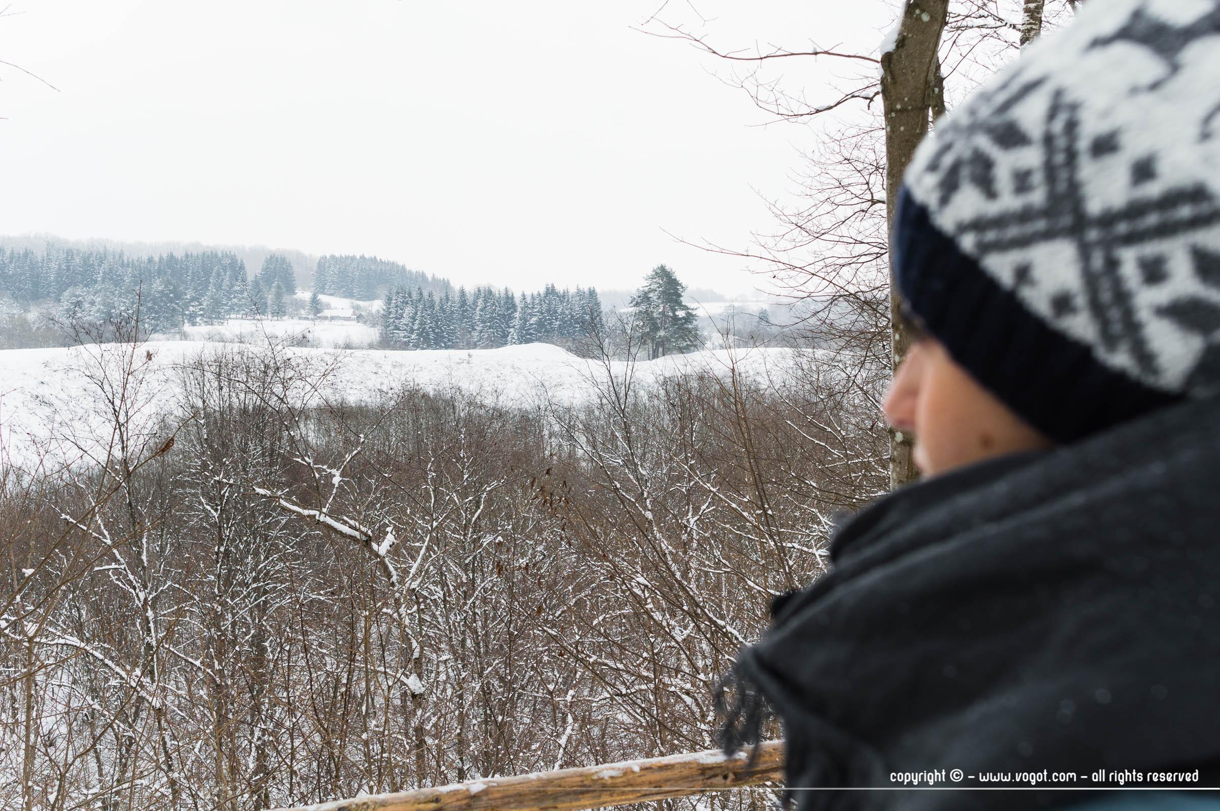 Lituanie - Parc régional de la Néris