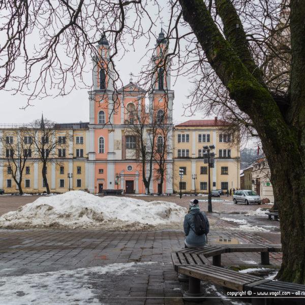 Eglise franciscaine - Kaunas