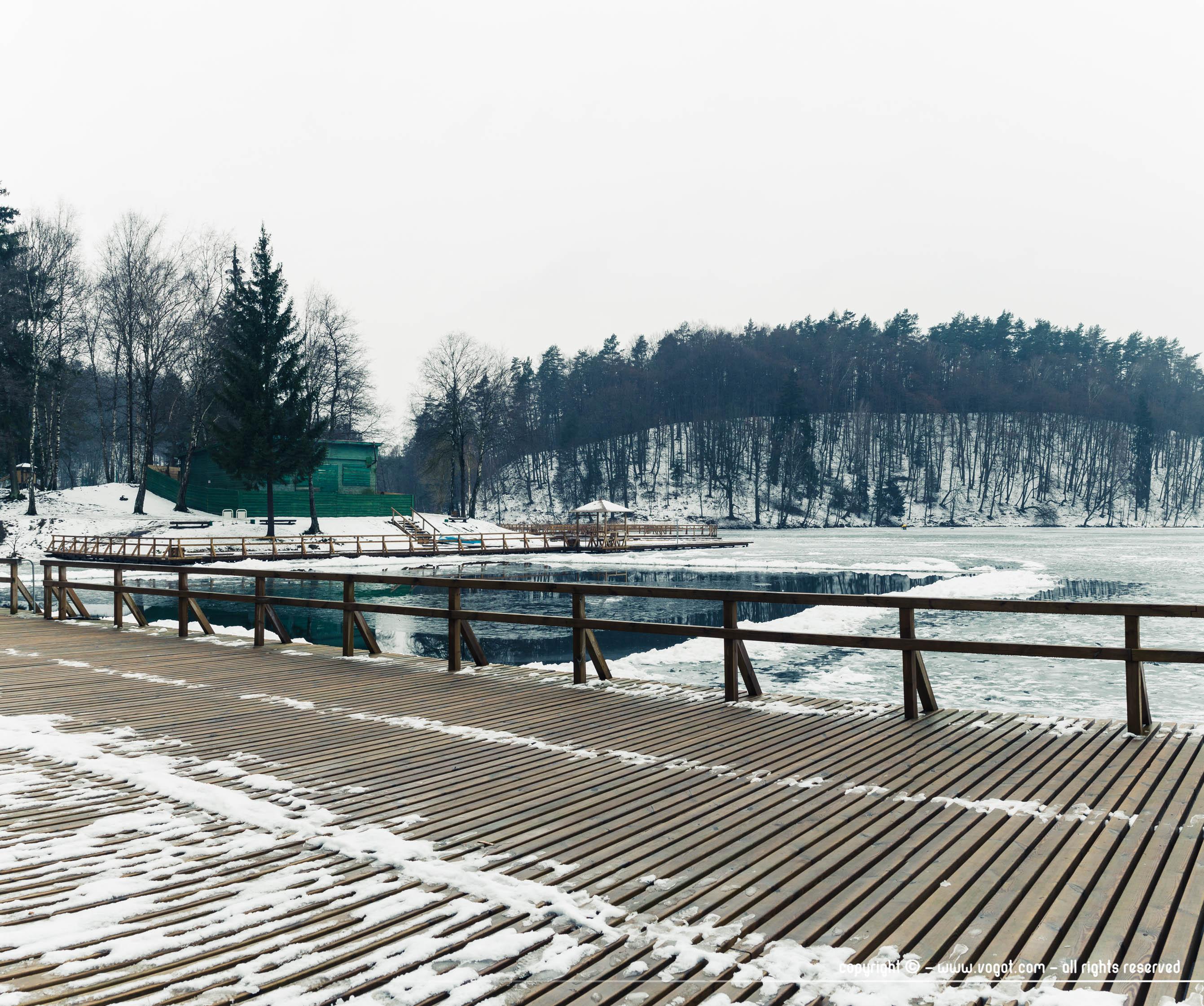Escapade nature autour de Vilnius - lac Balsys