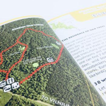 escapade nature autour de Vilnius - parc régional de la Neris