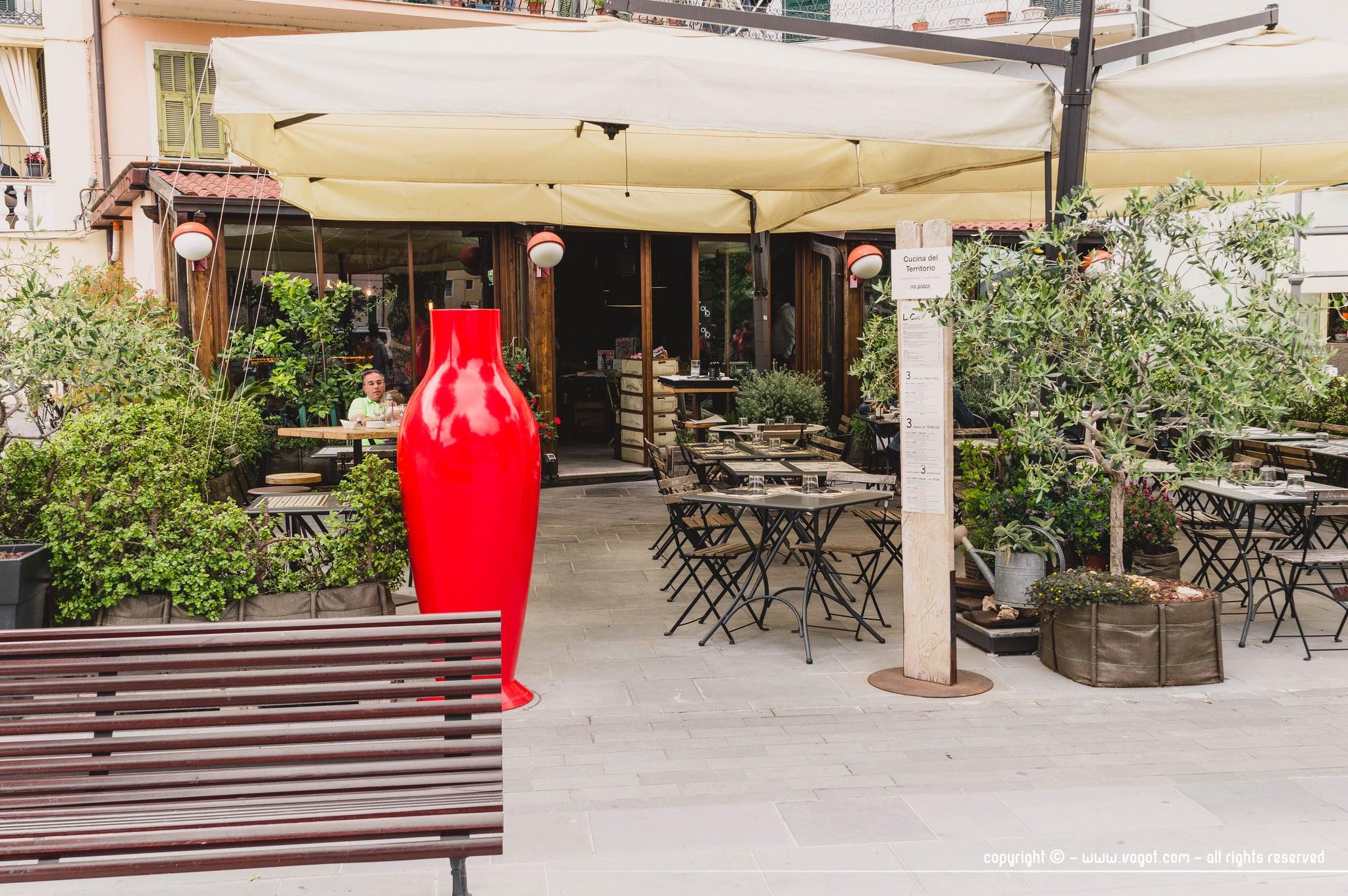 Dolceacqua - Casa e bottega - terrasse