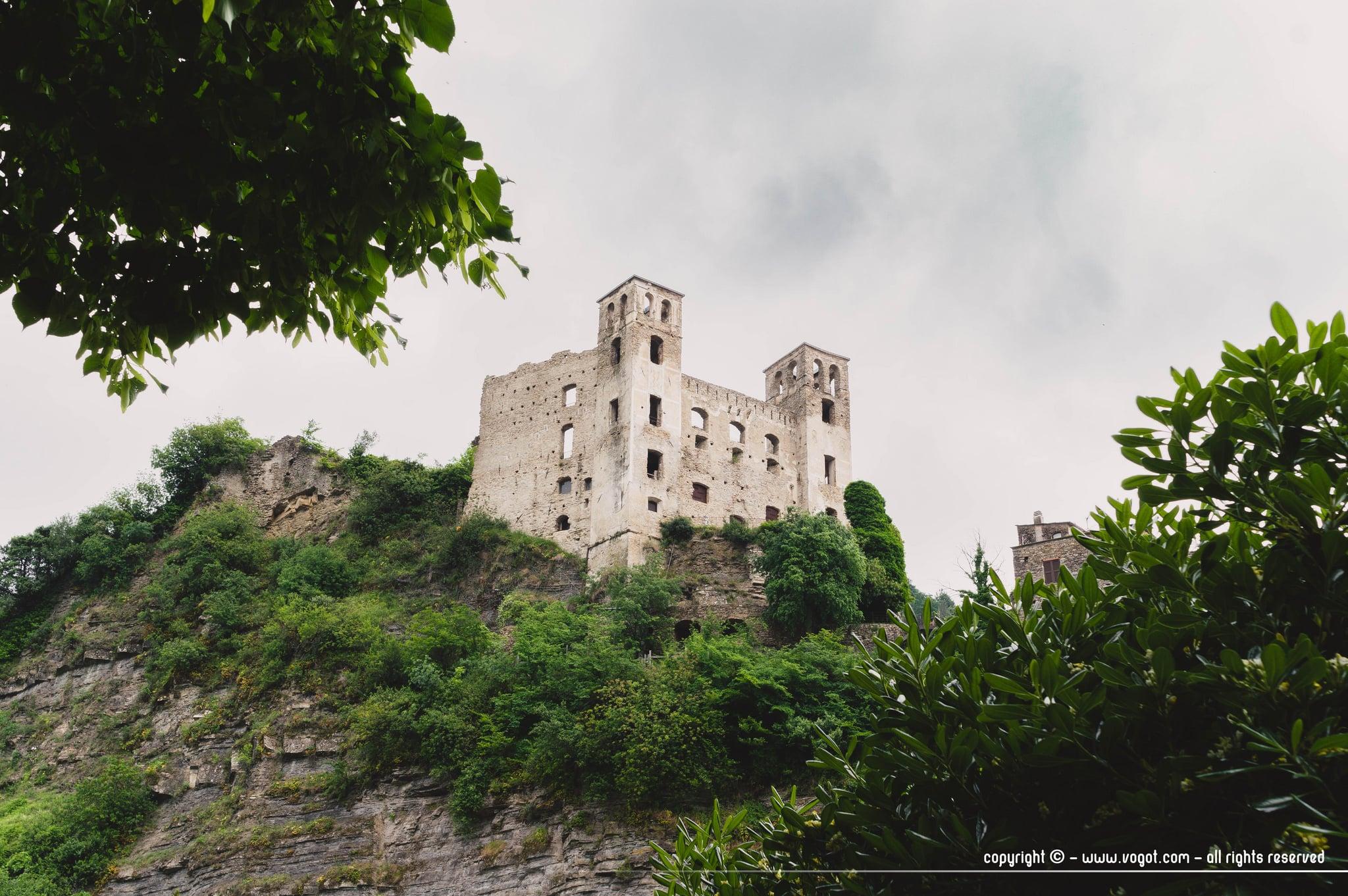 Le château des Doria
