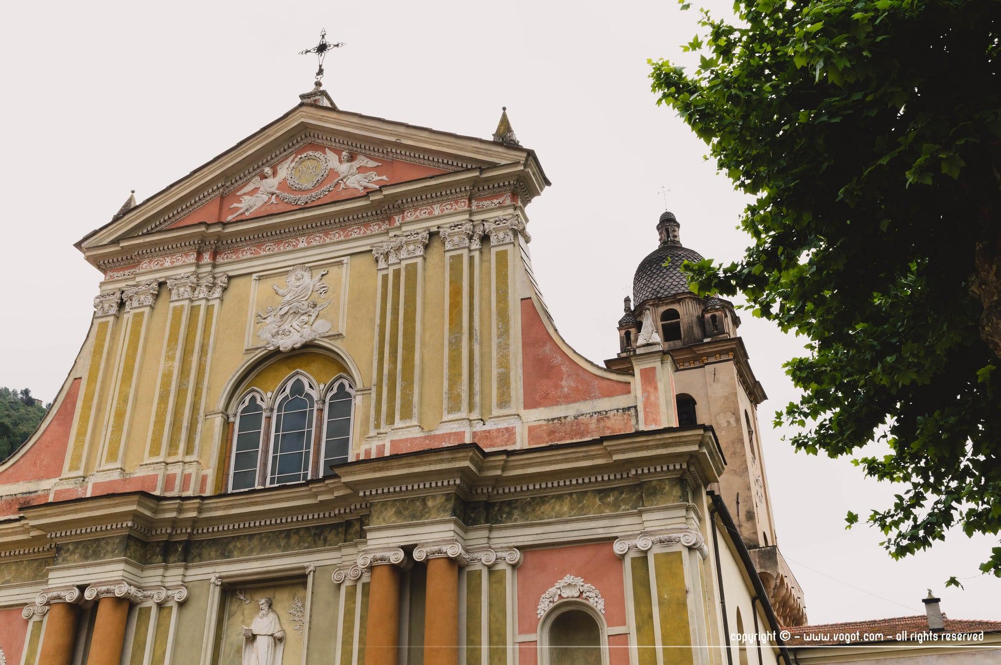 L'église sant'Antonio Abate